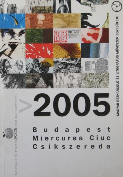Részegh Botond: Sajtó / Publications 2005